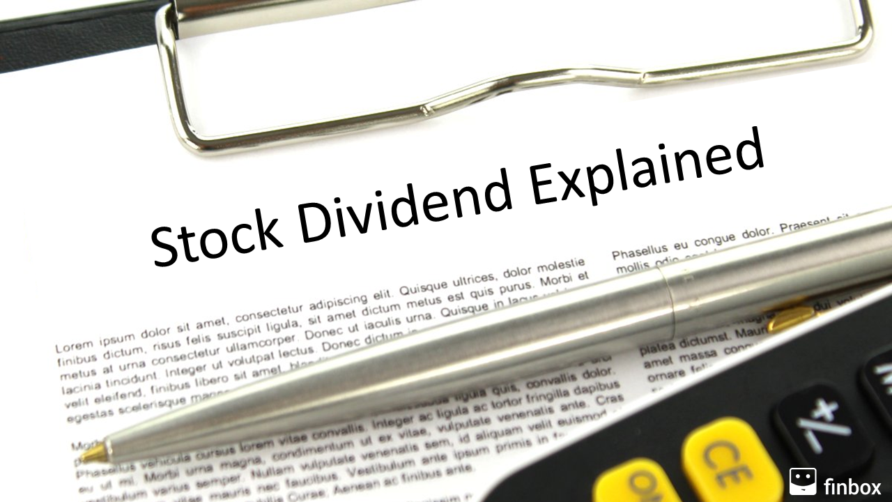 Stock Dividend Explained