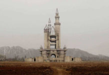 abandoned chinese disneyland