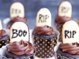 easy halloween cupcakes recipes