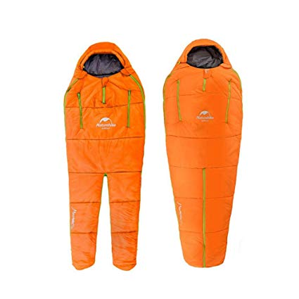 Absurd Inventions - Sleeping Bag with Legs