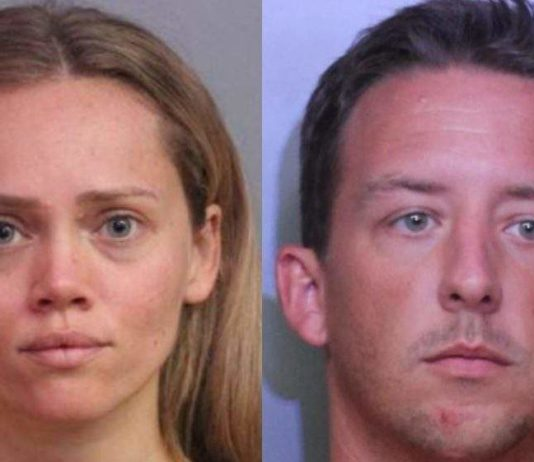 courtney irby arrested for taking husbands guns