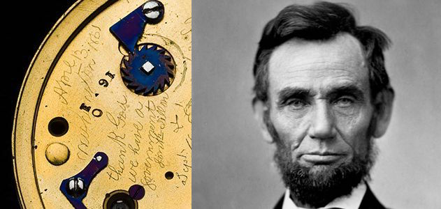 Abraham Lincoln's Watch