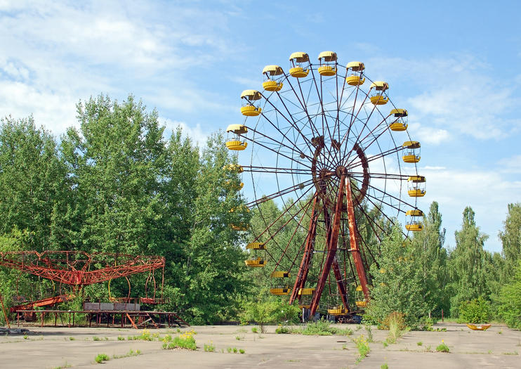 Prypiat Amusement Park