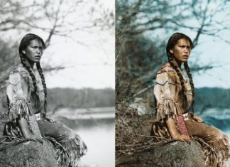 colorized history photos
