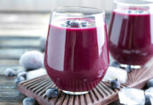 healthy acai smoothie recipe