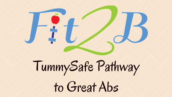 Fit2B How To Check For Diastasis Recti