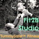 TummySafe (crunch-free) fitness for moms online at Fit2B.com
