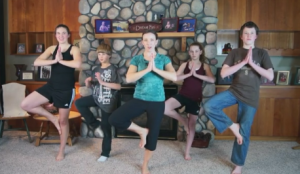 Teen Yoga- fit2b.com