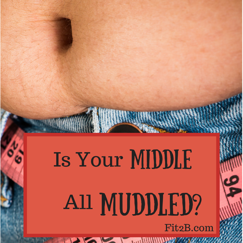 Is You Middle All Muddled? Fit2b.com