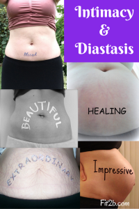 Intimacy and Diastasis- Fit2b.com