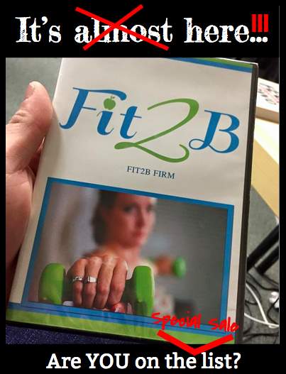 Premier online fitness website, Fit2b.us, release first of many wholesome family friendly fitness dvds