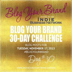 30 Blogs in 30 Days from Fit2B