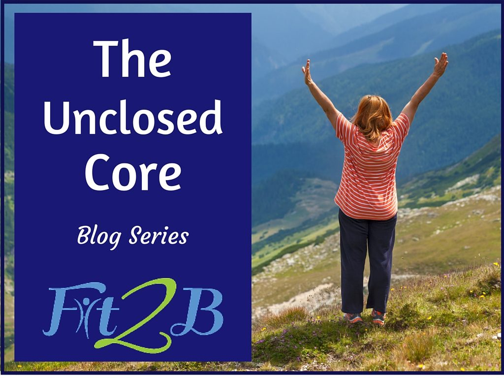 The Unclose Core - Blog Series by Fit2b.com
