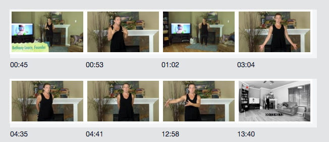 Beautiful Shoulder Stretching Routine - fit2b.com