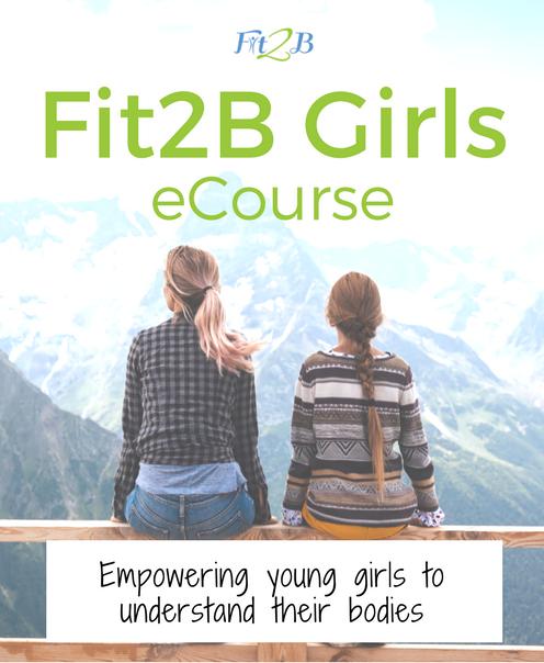 Fit2B Girls eCourse - Fit2B