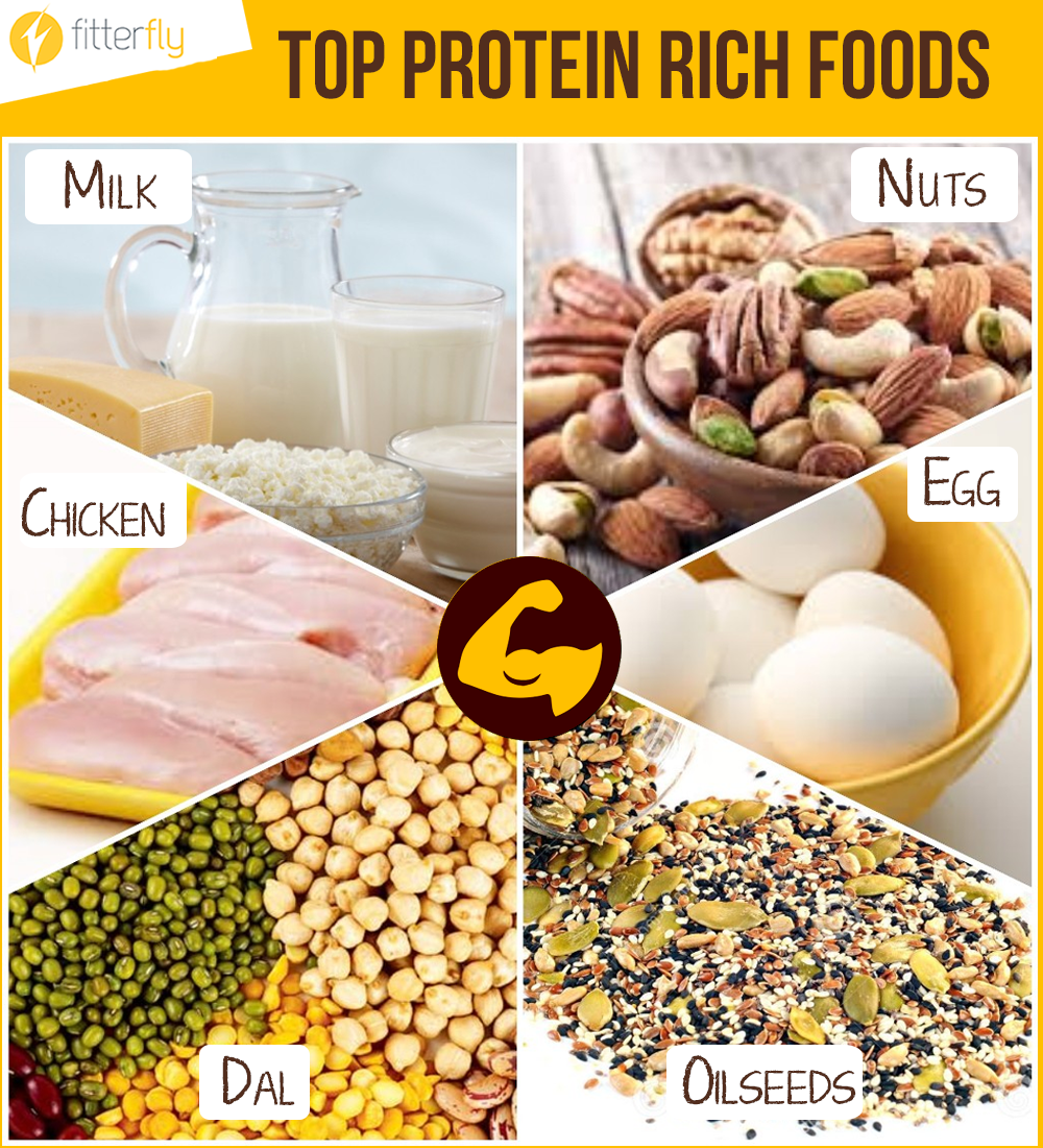 Protein Filled Foods List