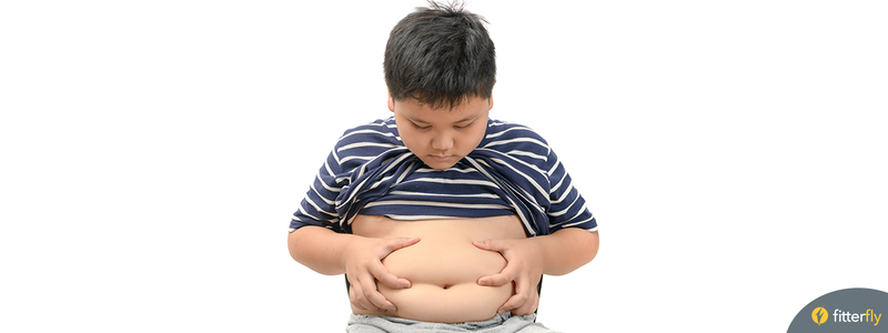 overweight-in-child