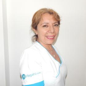 Empleada doméstica en Bogotá Alba Luz Silva Briceño