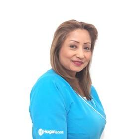 Empleada doméstica en Medellín Lilia Margarita Quintero Suaza
