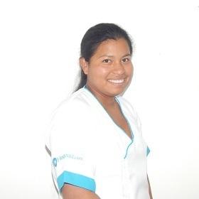 Empleada doméstica en Bogotá Diana Constanza Prada Capera