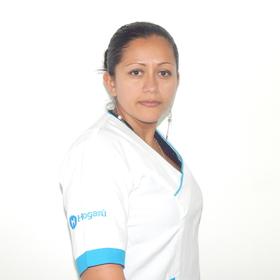 Empleada doméstica en Bogotá Yuli Duran Castañeda