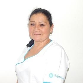 Empleada doméstica en Bogotá Clementina Espitia Ortiz