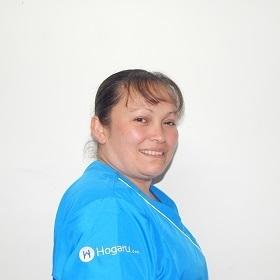 Empleada doméstica en Bogotá Sandra Isabel Martinez Mesa
