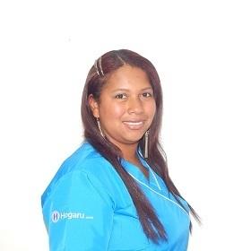 Empleada doméstica en Bogotá Karen Margarita Barreto Rodriguez