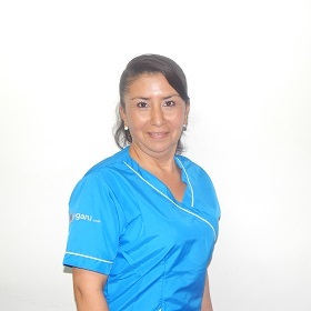 Empleada doméstica en Bogotá Yaned Eliana Perez Vargas