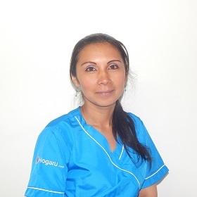 Empleada doméstica en Bogotá Nancy Salinas Pulido