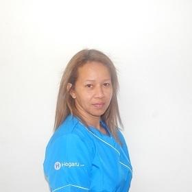 Empleada doméstica en Bogotá Shirly Maria Morelo Gutierrez