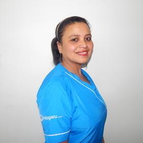Empleada doméstica en Bogotá Oneida Maria Herrera Mercado