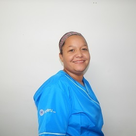 Empleada doméstica en Bogotá Jennifer Galvis Echenique