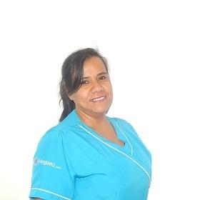 Empleada doméstica en Bogotá Adriana Fajardo Mogollon