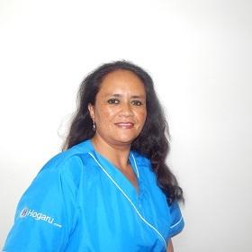 Empleada doméstica en Bogotá Maria Luisa Valencia Ortega