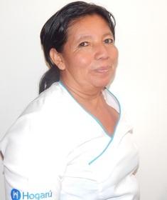 Empleada doméstica en Bogotá Doris Sanchez