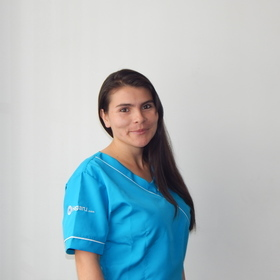 Empleada doméstica en Bogotá Catherine Eliana Berrio Peñuela