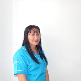 Empleada doméstica en Bogotá Custodia Cañon Ramos