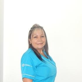 Empleada doméstica en Bogotá Luz Marina Velasquez Caballero
