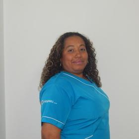Empleada doméstica en Bogotá Zulma Engrid Tobon