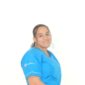 Empleada doméstica en Bogotá Yulya Vanessa Heraldez Salabarria