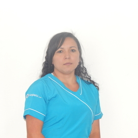 Empleada doméstica en Bogotá Luz Aida Mendez Montealegre