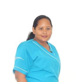 Empleada doméstica en Bogotá Ely Maria Aguilar Diaz