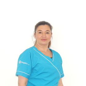 Empleada doméstica en Bogotá Gloria Stella Hernandez