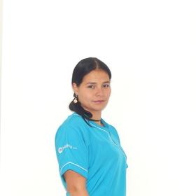 Empleada doméstica en Bogotá Julieth Johanna Rojas Perez