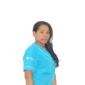 Empleada doméstica en Bogotá Luz Maria Quiroz Alvarez