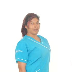 Empleada doméstica en Bogotá Lili Johana Linares Capera
