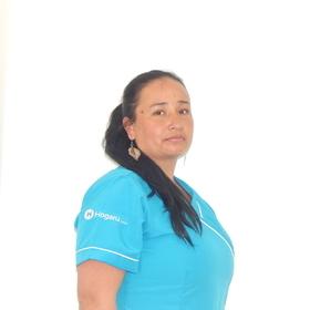 Empleada doméstica en Bogotá Maria Patricia Rojas Rivera