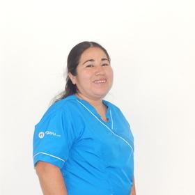 Empleada doméstica en Bogotá Claudina Martinez Wilches