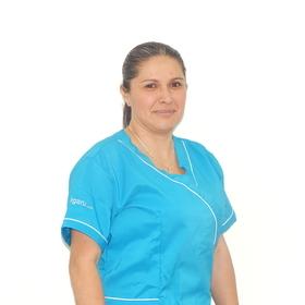 Empleada doméstica en Bogotá Luz Katerine Ordoñez Fernandez